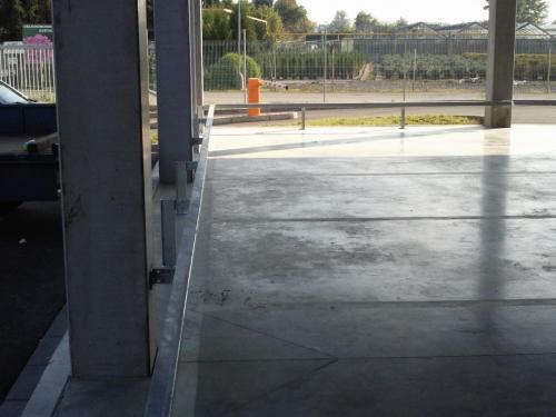 0012. zábrany-kryté parkoviště